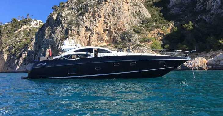 Chartern Sie yacht in Marina de Dénia - Sunseeker Predator 74 JAX