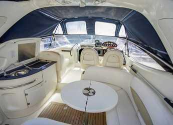 Rent a yacht Cranchi 41 in Port of Santa Eulària , Santa Eulària des Riu