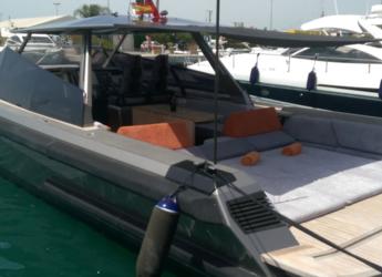 Alquilar yate en Marina Ibiza - Wally 47