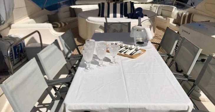 Rent a yacht in Marina de Dénia - Astondoa 90