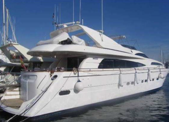Louer yacht à Marina de Dénia - Astondoa 90