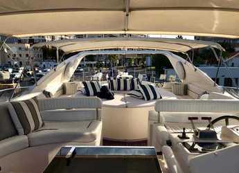 Alquilar yate en Marina de Dénia - Astondoa 90