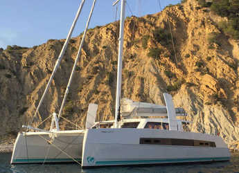 Rent a catamaran in Port Ginesta - Catana 53