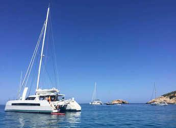 Chartern Sie katamaran Catana 53 in Port Ginesta, Barcelona