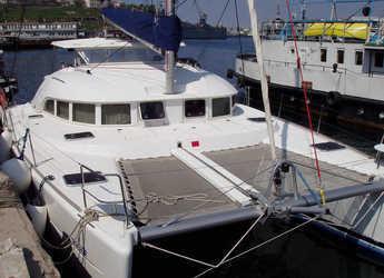 Rent a catamaran in Ibiza Magna - Lagoon 380 S2