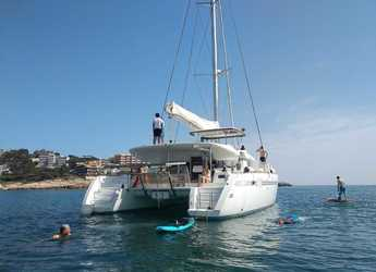 Rent a catamaran Lagoon 450S  (Lunes a Domingo) in Club Nautic Cambrils, Cambrils