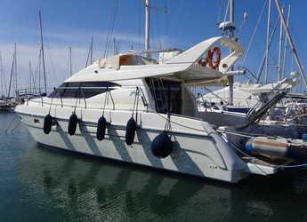 Rent a yacht in Marina el Portet de Denia - Azimut 40