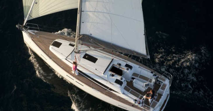 Rent a sailboat Sun Odyssey 409 in Skiathos , Skiathos