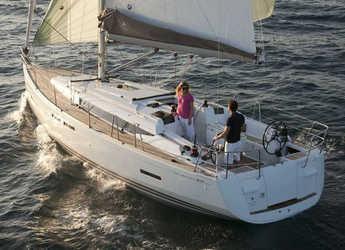 Chartern Sie segelboot in Marina Skiathos  - Sun Odyssey 409