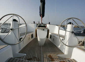 Rent a sailboat Sun Odyssey 42 i in Port Lavrion, Lavrion