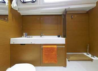 Rent a sailboat Sun Odyssey 479 in Marina di Olbia, Olbia
