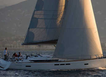 Rent a sailboat in Lefkas Nidri - Sun Odyssey 519 -  6 cabs