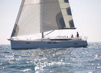 Rent a sailboat Sun Odyssey 449 in Marina di Olbia, Olbia