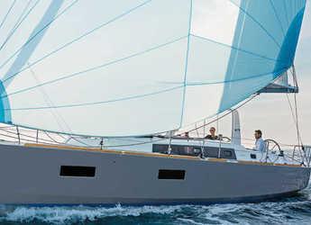 Louer voilier Oceanis 38 à Marina di Olbia, Olbia
