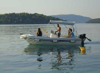 Chartern Sie motorboot in Lefkas Nidri - Asos 5.1