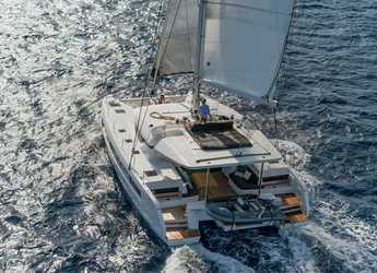 Rent a catamaran in Marina Le Marin - Lagoon 50