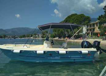 Chartern Sie motorboot in Lefkas Nidri - Proteus 5.5