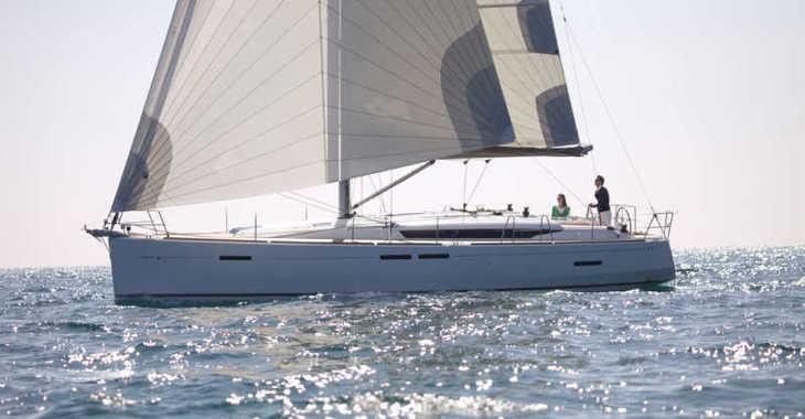 Alquilar velero Sun Odyssey 449 en Marina di Portorosa, Portorosa
