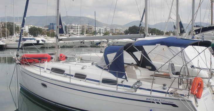 Rent a sailboat in Lefkas Nidri - Bavaria 34 Cruiser