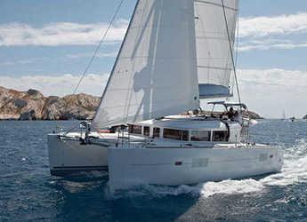 Louer catamaran à Alimos Marina Kalamaki - Lagoon 400