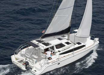 Chartern Sie katamaran Gemini Legacy 35 in Le port de la Trinité-sur-Mer, La Trinité sur Mer