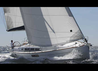 Rent a sailboat in Lefkas Nidri - Sun Odyssey 44 i