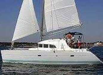 Rent a catamaran in Marina Gouvia - Lagoon 380 S2