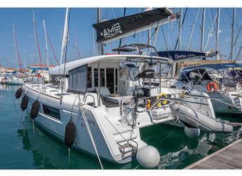 Rent a catamaran in Lefkas Nidri - Lagoon 40