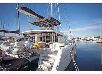 Rent a catamaran in Marina Baotić - Lagoon 52 FLY