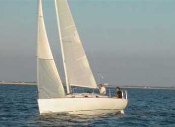 Alquilar velero Olea 30 BIQ en Le port de la Trinité-sur-Mer, La Trinité sur Mer