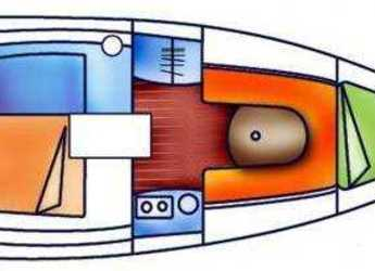 Chartern Sie segelboot Olea 30 BIQ in Le port de la Trinité-sur-Mer, La Trinité sur Mer
