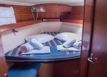 Chartern Sie segelboot Dufour 385 in Port of Lefkada, Lefkas / Nidri