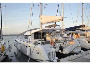 Chartern Sie katamaran Lagoon 39 in Port of Lefkada, Lefkas / Nidri