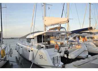 Rent a catamaran in Port of Lefkada - Lagoon 39