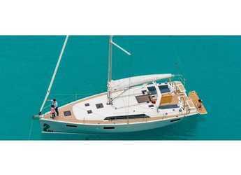 Chartern Sie segelboot Oceanis 41.1 in Port of Lefkada, Lefkas / Nidri