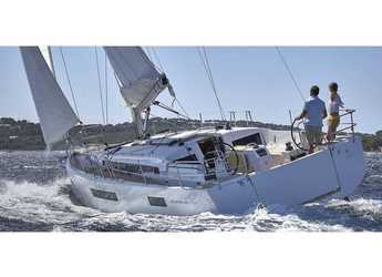 Rent a sailboat in Port of Lefkada - Sun Odyssey 440
