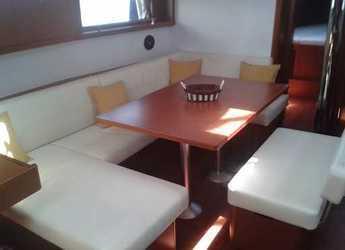 Chartern Sie segelboot Oceanis 48 in Port of Lefkada, Lefkas / Nidri