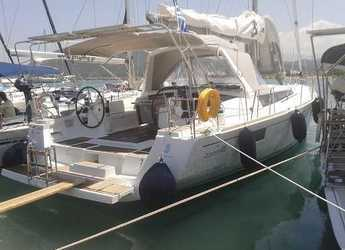 Rent a sailboat in Port of Lefkada - Oceanis 48