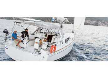 Rent a sailboat in Port of Lefkada - Oceanis 38.1