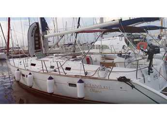 Rent a sailboat in Port of Lefkada - Oceanis 411