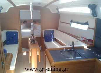 Chartern Sie segelboot Sun Odyssey 349 in Port of Lefkada, Lefkas / Nidri
