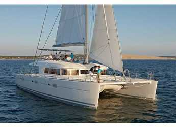 Rent a catamaran in Marina Sukosan (D-Marin Dalmacija) - Lagoon 620
