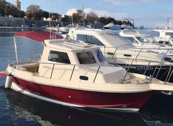 Alquilar lancha en Marina Zadar - Damor 700