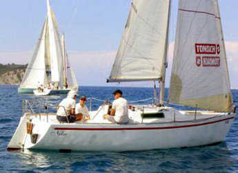 Rent a sailboat in Marina Kornati - Elan Express