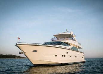 Rent a yacht in Marina Mandalina - Elegance 76