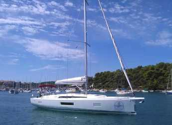 Rent a sailboat in Split (ACI Marina) - Oceanis 51.1