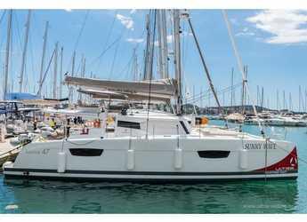 Rent a catamaran in Marina Baotić - Saona