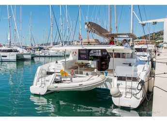 Chartern Sie katamaran in ACI Marina Dubrovnik - Helia 44