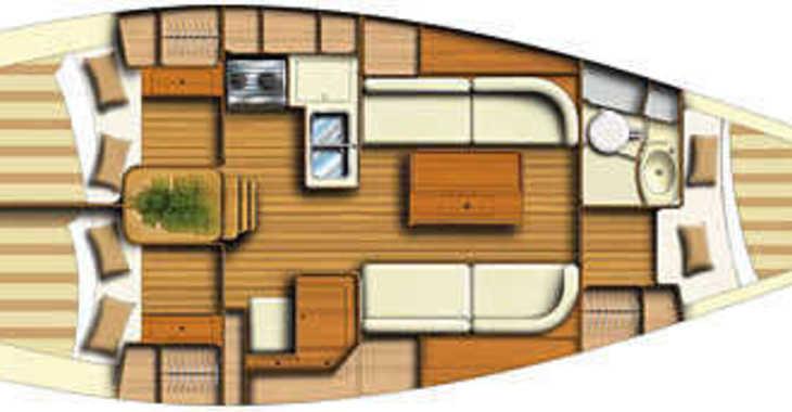 Alquilar velero Dufour 34 en Le port de la Trinité-sur-Mer, La Trinité sur Mer