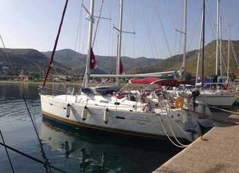 Rent a sailboat in Alimos Marina Kalamaki - Oceanis 373 Clipper